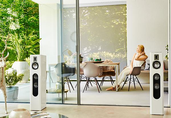 quadral aurum rodan 9 u audio. Black Bedroom Furniture Sets. Home Design Ideas