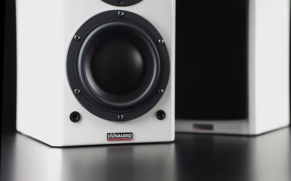 專注在音樂中的美好-Dynaudio Focus 110 A主動喇叭