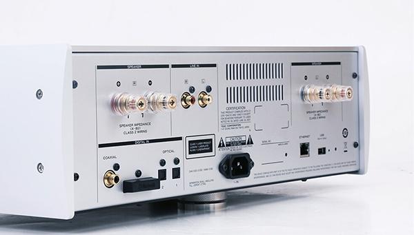 TEAC NR-7CD   接了喇叭就能听的一体式播放机